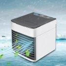 Mini Portable Air Conditioner Conditioning 7 Colors Light Desktop Air Cooler
