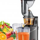 Ultra Juicer Machine Extractor with Slow Cold Press Masticating Squeezer Mechanism Fruit & Veg