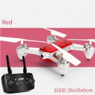 JJRC A351HW ZW Follow WIFI 1080P HD Camera Drone RC Quadcopter Red