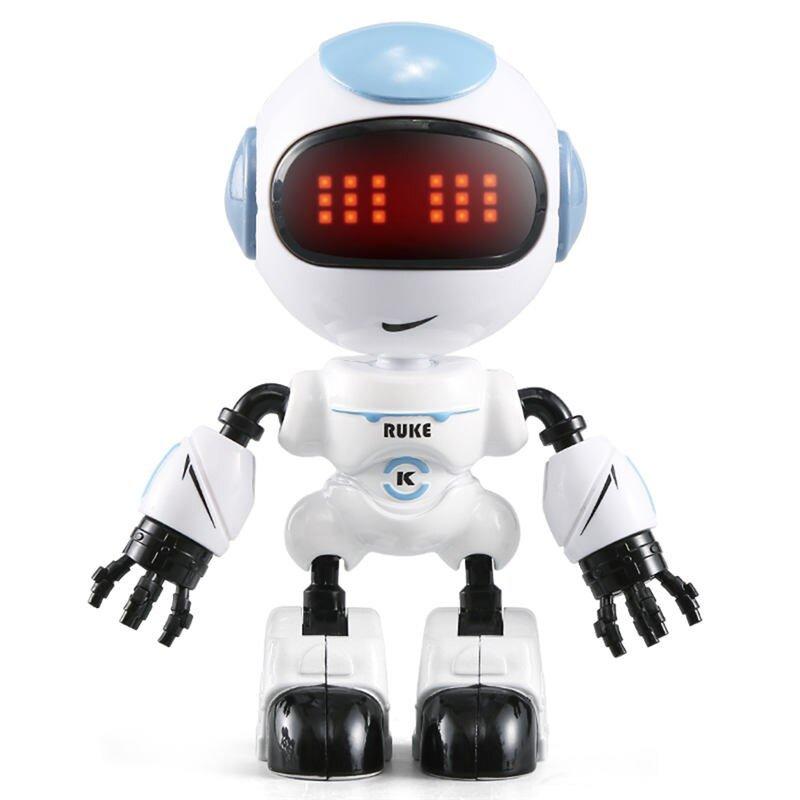 JJRC R8 RUKE / R9 Ruby Touch Control DIY Gesture Mini Robot Blue