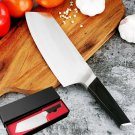 Germany Chef Knife Triple Three In One Stainless Steel Sharp Kitchen Knife