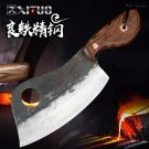 High Carbon Clad Steel Kitchen Chef Knife Japanese Santoku Style C