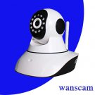 Security Camera HW0041 HD 720P IP Cam Wifi 1.0MP 128G TF Card Support Video