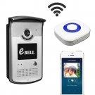 eBELL ATZ - DBV03P - 433MHz Network WiFi Doorbell 720P