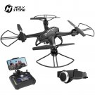 HS200D FPV RC Drone with Camera WiFi RC Helicopter Altitude Hold Black