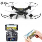 F181W RC Drone Wifi FPV 720P Wide-Angle Live Video Selfie Aerial HD Camera