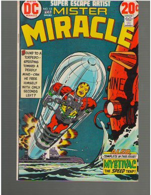 Mister Miracle #12 (A1)