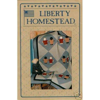 Liberty Homestead Quilt Pattern