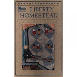 Liberty Homestead - Quilt Pattern