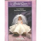 Crochet Pattern Lot of 2 - Bride & Groom