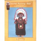 Crochet Pattern Lot of 2 - Native American
