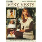 Leisure Arts - Very Vests Book 1