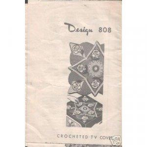 Antique Laura Wheeler Crochet Pattern