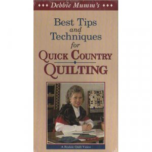 Debbie Mumm's Best Tips & Techniques for Quilting