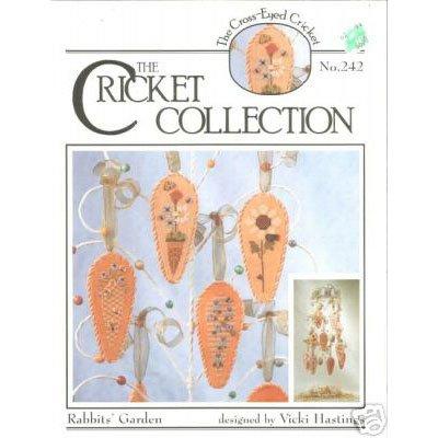Cricket Collection - Rabbits' Garden Cross Stitch Pattern