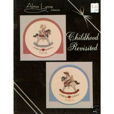 Childhood Revisited Cross Stitch Pattern