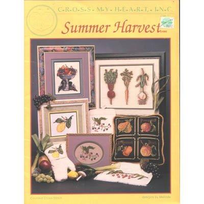 Summer Harvest - Cross Stitch Pattern Leaflet