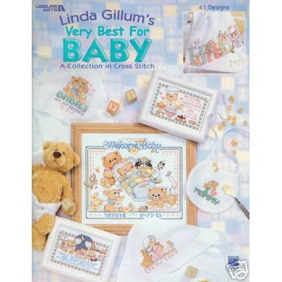 Very Best For Baby Cross Stitch Patterns