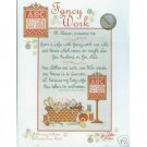 O Heaven Preserve Me Cross Stitch Pattern