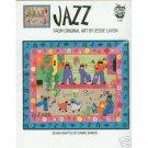 Jazz Cross Stitch Pattern