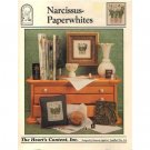 Narcissus Paperwhites - Cross Stitch Pattern