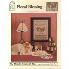 NEW Floral Blessing - Cross Stitch Pattern