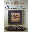 NEW !! Glory and Honor - A Cross Stitch Pattern