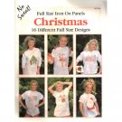 Full Size Iron On Panels Christmas Booklet