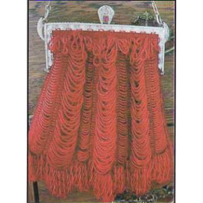 Chantress A Beaded Knit Purse Pattern