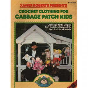 Xavier Roberts Crochet Clothing for Cabbage Patch Kids