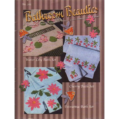 Bathroom Beauties Decorative Crochet Patterns
