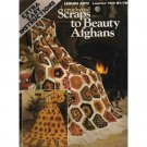 Crocheted Scraps to Beauty Afghans Pattern