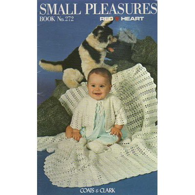 Small Pleasures Baby Crochet & Knit Pattern Booklet