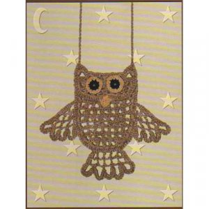 Owl Pocket Necklace Pattern