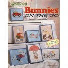 Bunnies On The Go  Cross Stitch Designs