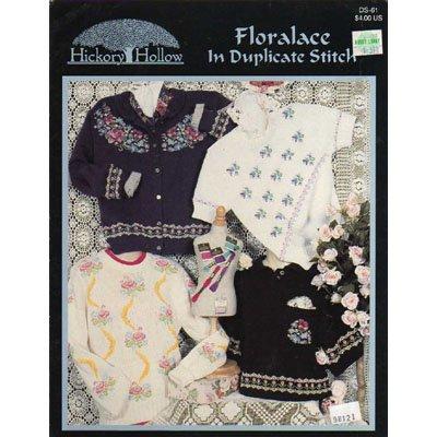 Floralace in Duplicate Stitch Patterns
