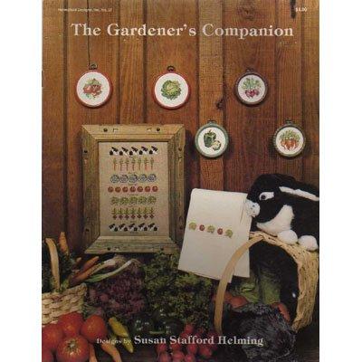 The Gardener's Companion Cross Stitch Pattern Leaflet
