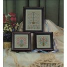 Mini Sampler Trio Cross Stitch Patterns
