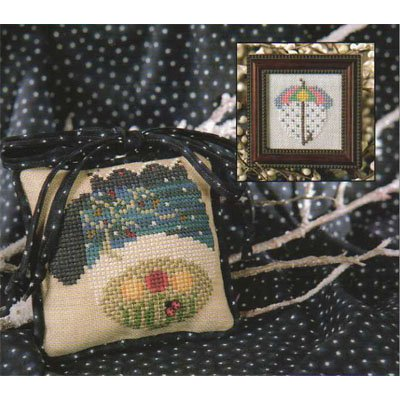 Promise of Spring Cross Stitch Patterns
