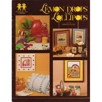 Lemon Drops & Lollipops Cross Stitch Patterns