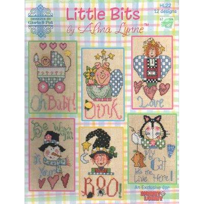 Little Bits by Alma Lynne Cross Stitch Pattern