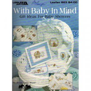 With Baby In Mind Cross Stitch Patterns