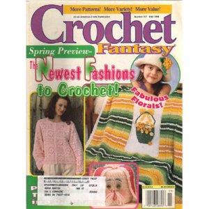 Crochet Fantasy Magazine May 1996