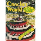 Crochet World Magazine 1984
