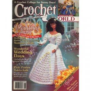 Crochet World Magazine June 1998