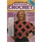 Quick & Easy Crochet Magazine Jan-Feb 1989