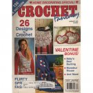 Crochet Fantasy Magazine February 1990