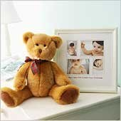 """""""Baby's First Cuddly-Cozy Christmas"""" Gift Set"""