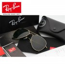 RayBan Sunglasses Aviator RB3025 Polarized
