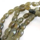 Gemstone Labradorite Beads 5x7mm Oval